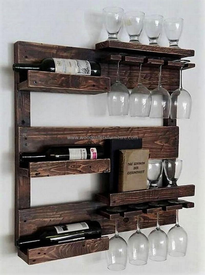 wood pallet bar plan 258