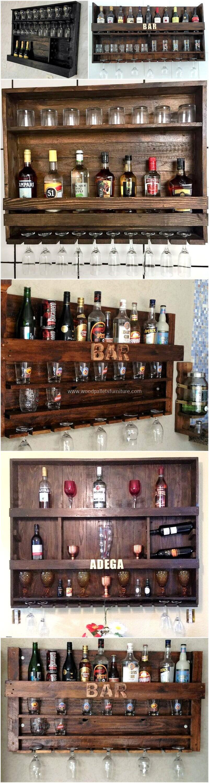 wood pallet bar plan 262