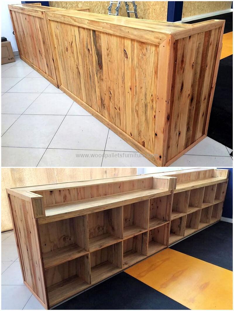 wood pallet bar plan 273