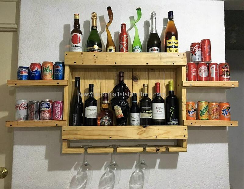 wood pallet bar plan 279