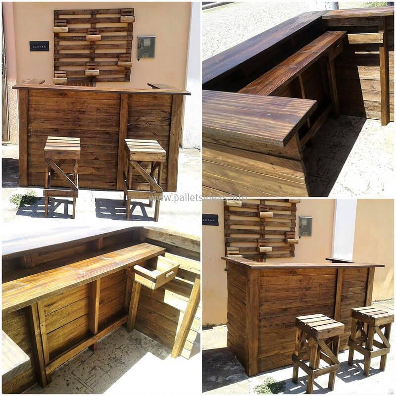 wood pallet bar plan 28