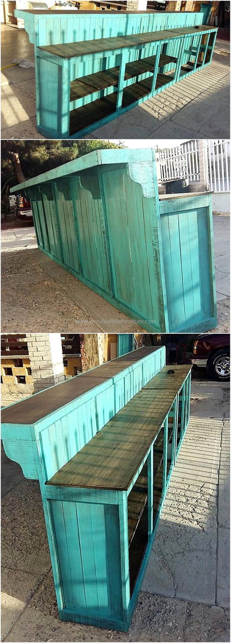 wood pallet bar plan 281
