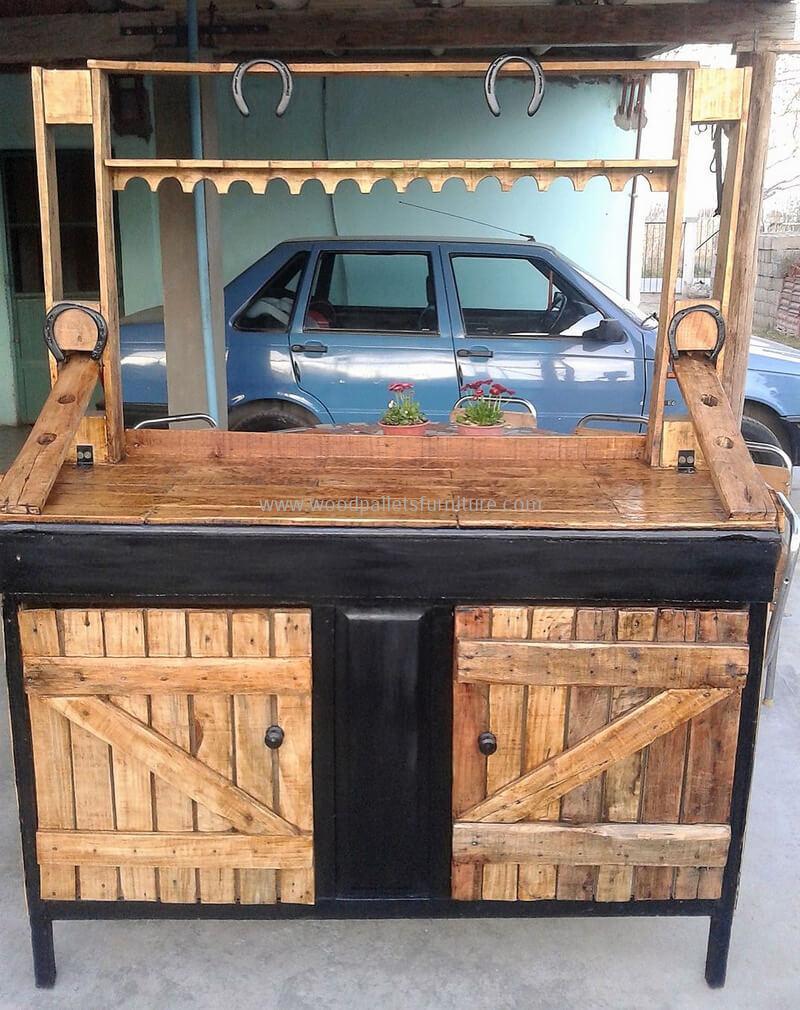 wood pallet bar plan 284