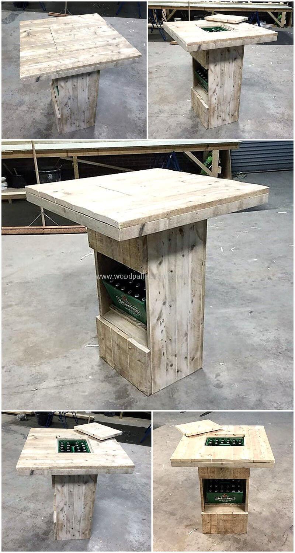 wood pallet bar plan 293