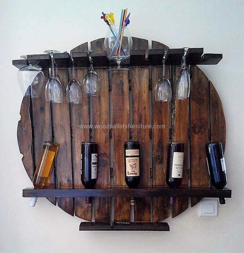 wood pallet bar plan 294