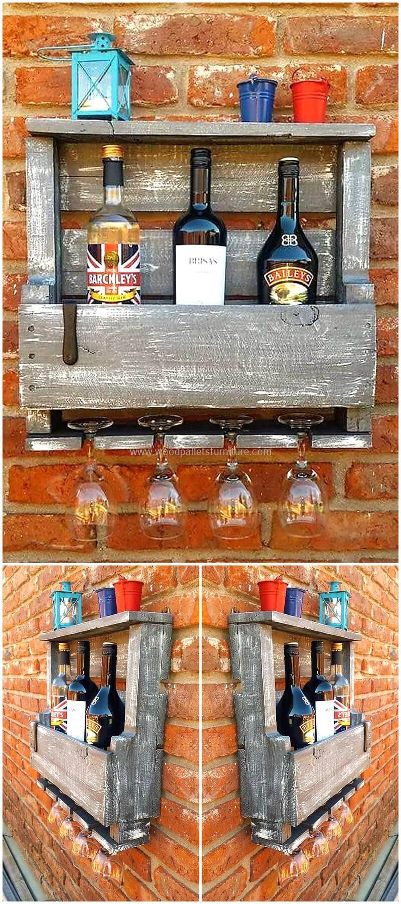wood pallet bar plan 299