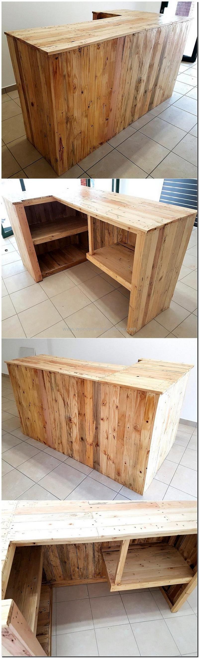 wood pallet bar plan 312
