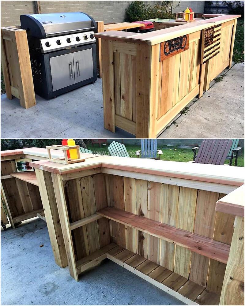 wood pallet bar plan 37