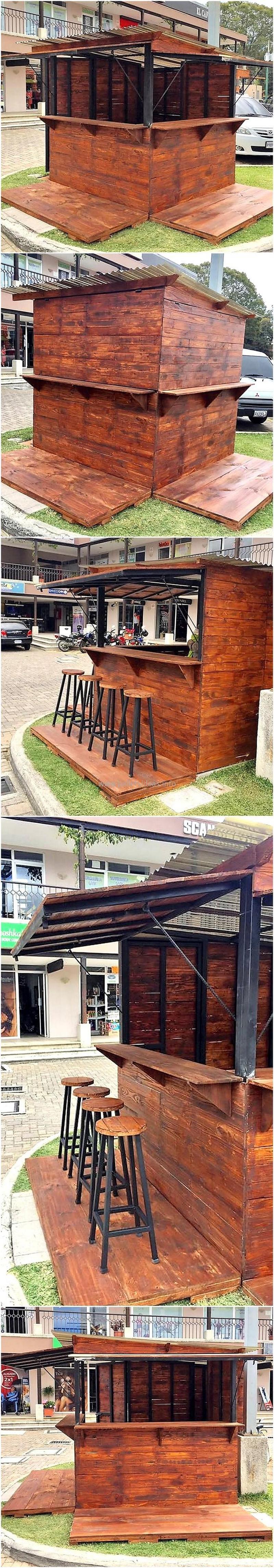wood pallet bar plan 44
