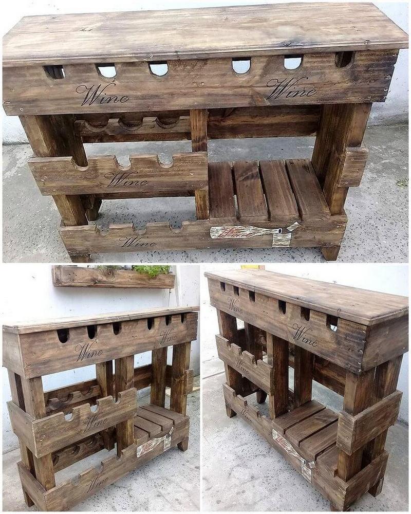 wood pallet bar plan 5