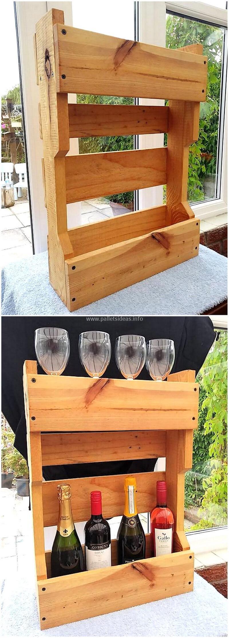 wood pallet bar plan 57