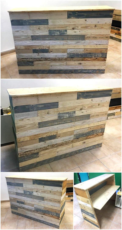 wood pallet bar plan 63