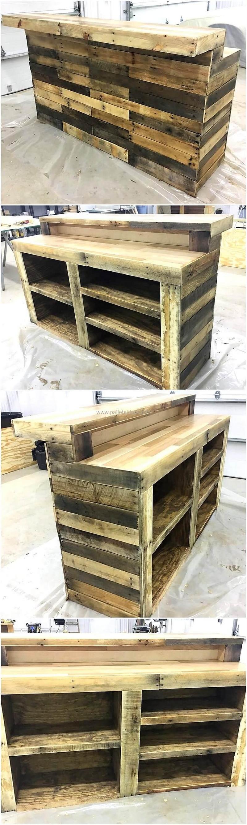 wood pallet bar plan 65
