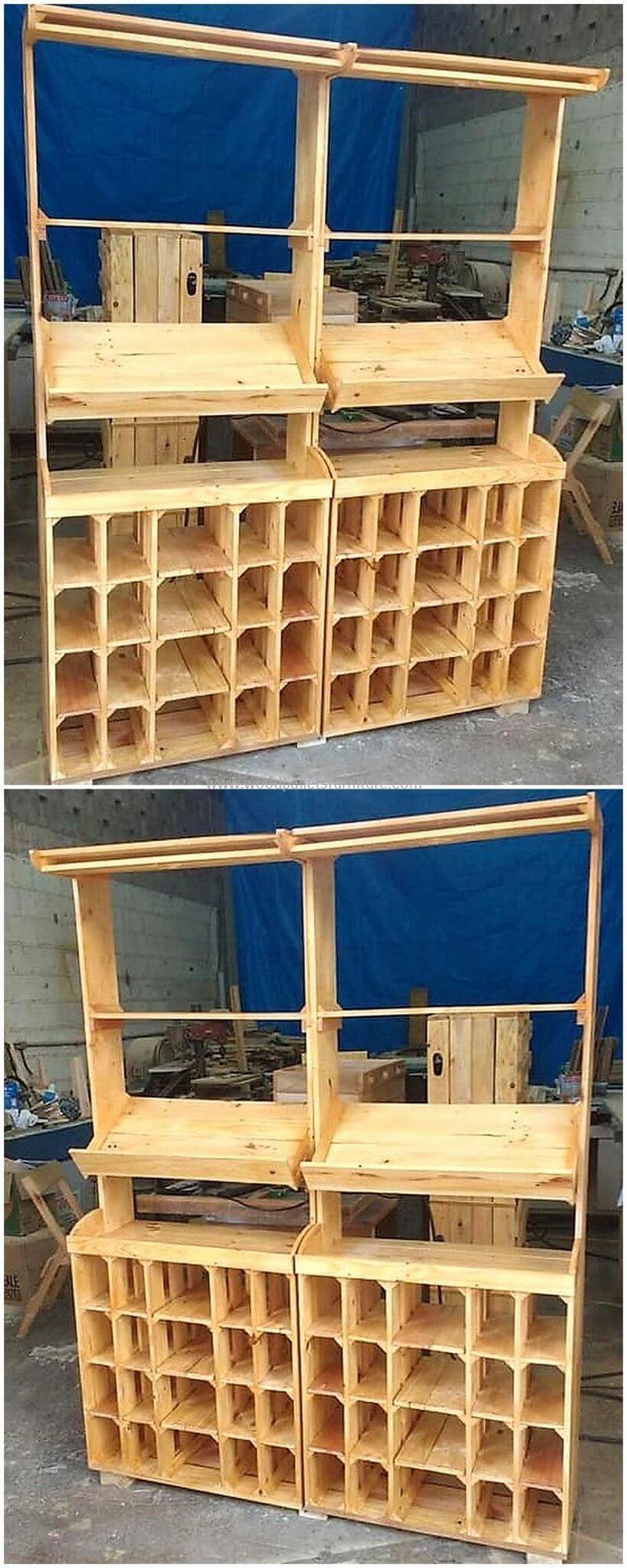 wood pallet bar plan 7