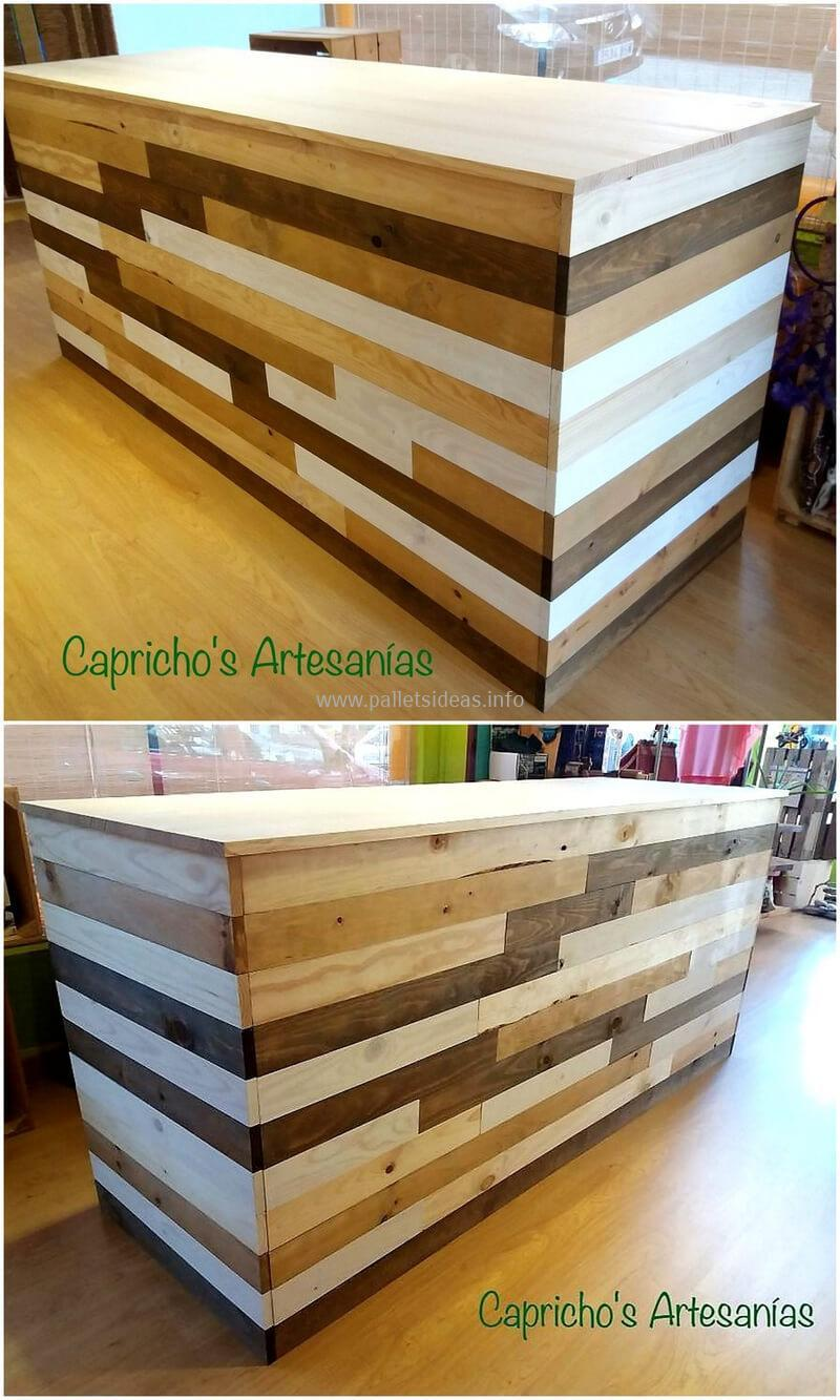 wood pallet bar plan 73