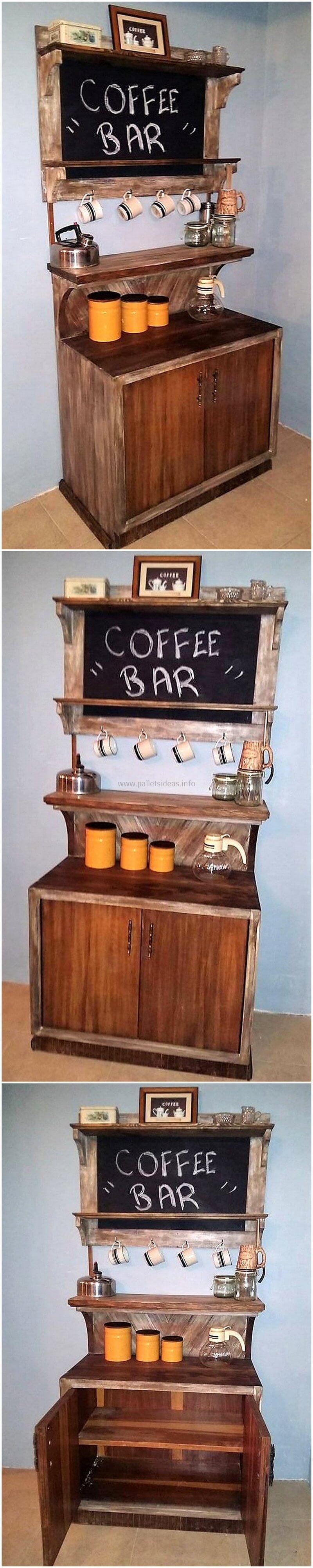 wood pallet bar plan 88