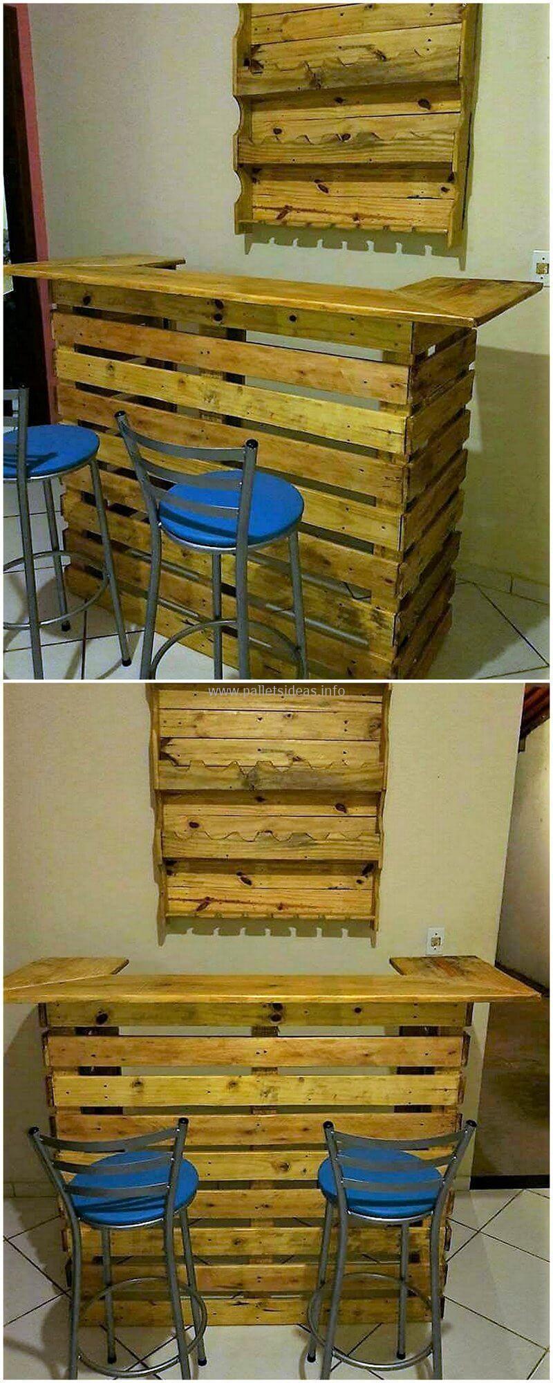 wood pallet bar plan 93