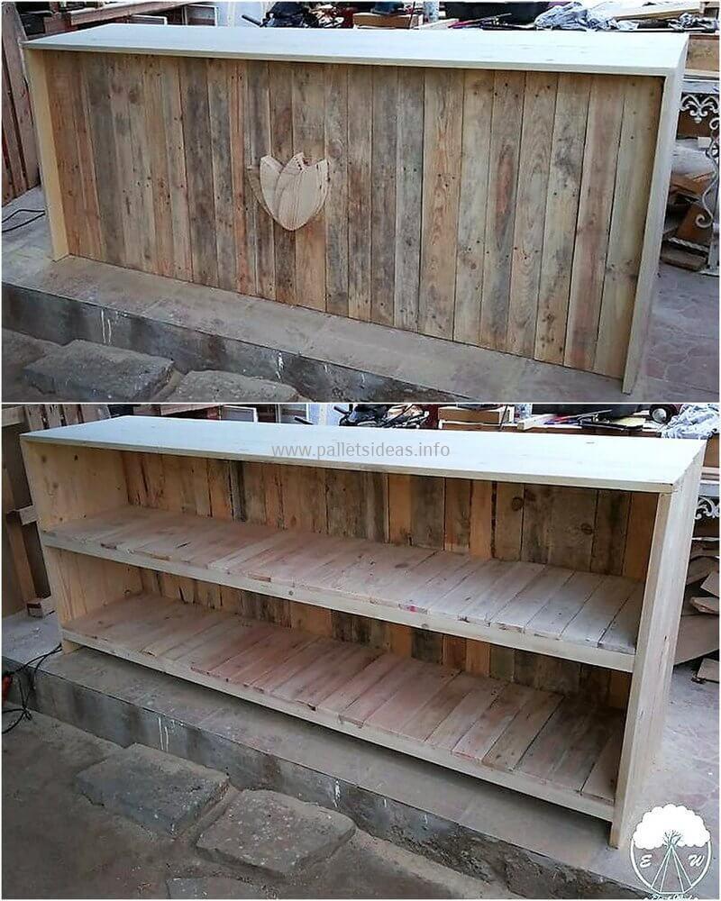 wood pallet bar plan 96