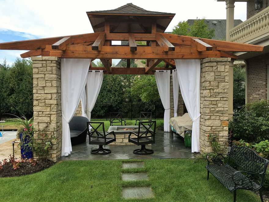 Traditional Outdoor Ideas (24)