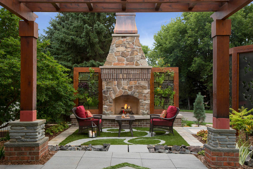 Traditional Outdoor Ideas (37)