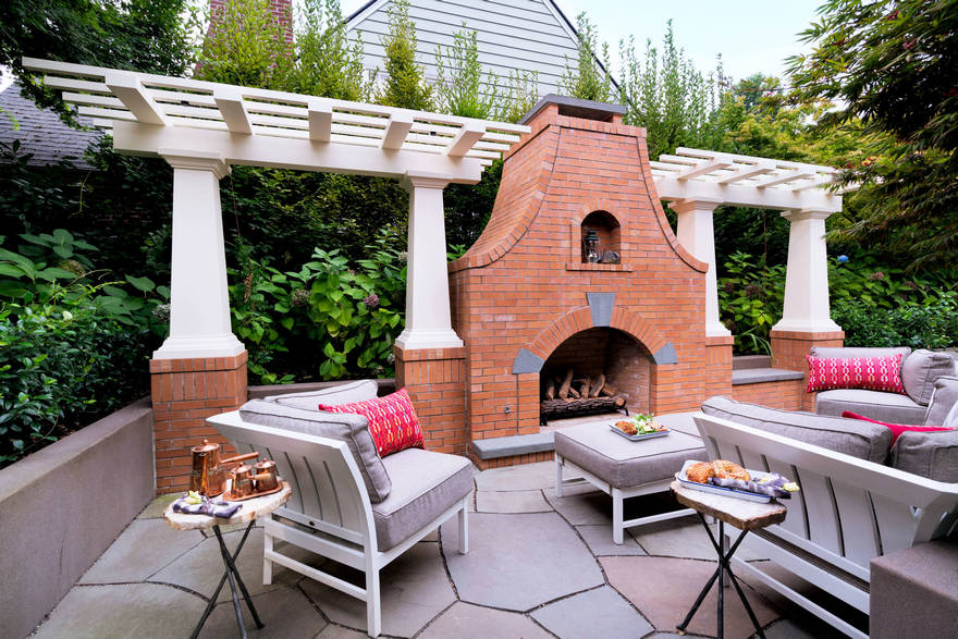 Traditional Outdoor Ideas (7)