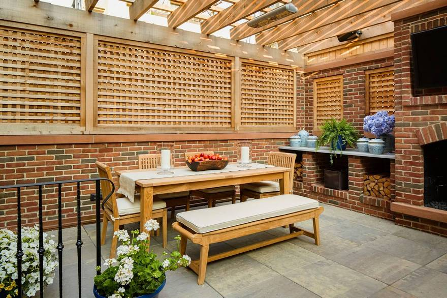 Traditional Outdoor Ideas (8)