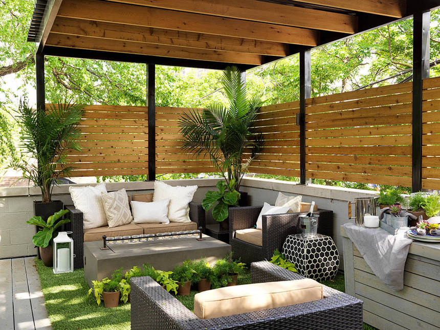 Container Gardening Ideas (21)