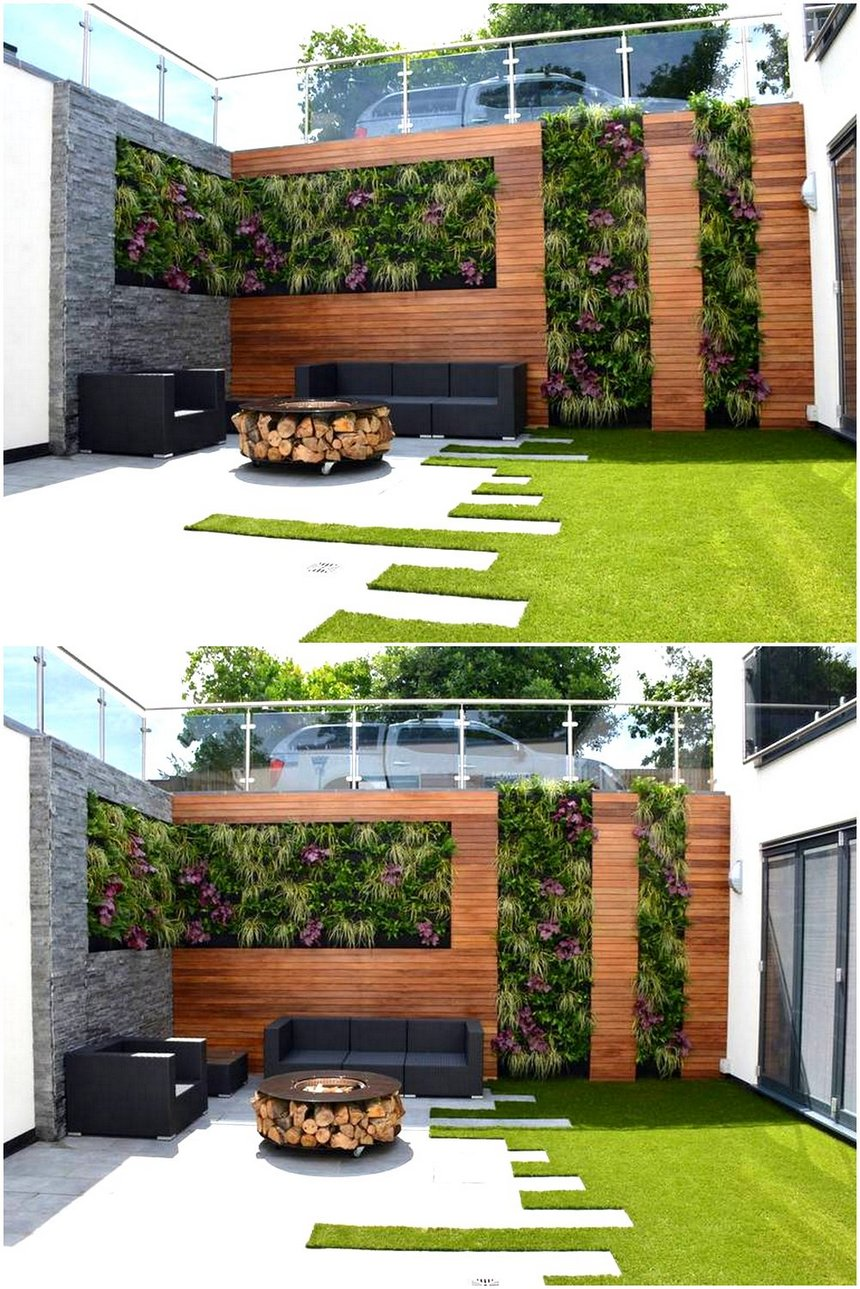 Vertical Garden Designs (1)