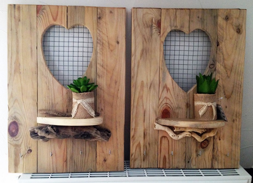 pallet wall decor art